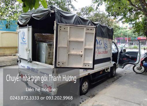 Thanh Hương chuyển nhà uy tín phố Cao Bá Quát
