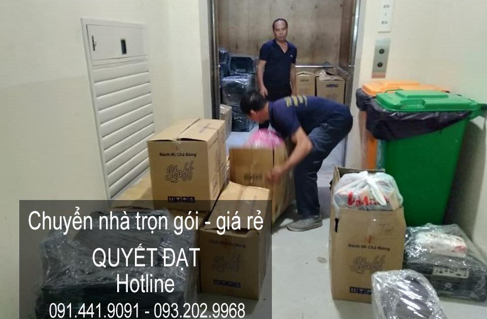 Dịch vụ chuyển nhà tại phường Tây Tựu