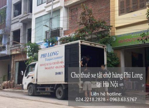Chuyển nhà trọn gói uy tín Thanh Hương phố Đội Cấn