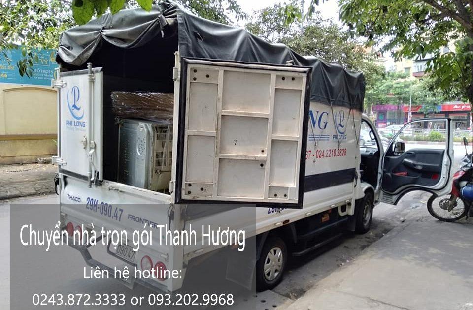 Chuyển nhà Thanh Hương chất lượng cao phố Chùa Một Cột