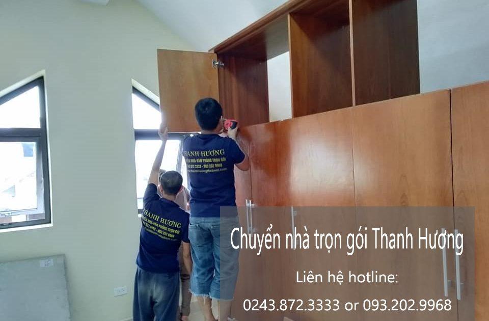 Chuyển nhà Thanh Hương giá rẻ phố Hàng Than