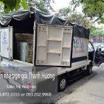 Thanh Hương chuyển hàng tết phố Kim Mã Thượng