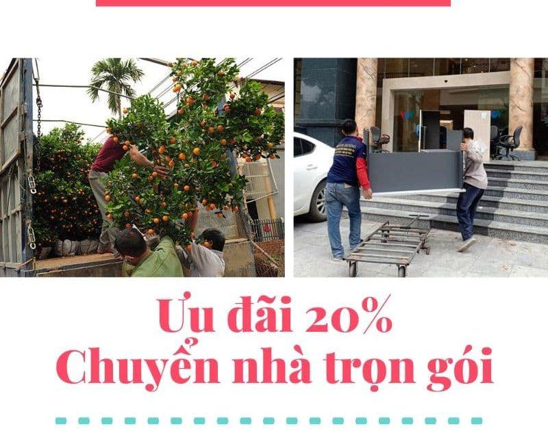 Dịch vụ chuyển nhà Thanh Hương tại xã Đốc Tín