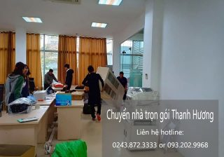 Công ty chở hàng Thanh Hương phố Bát Sứ