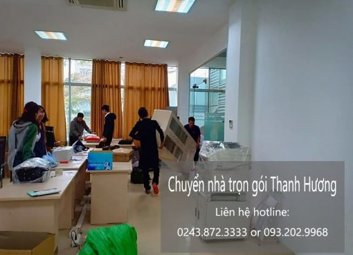 Dịch vụ chuyển nhà tại xã Hồng Phong