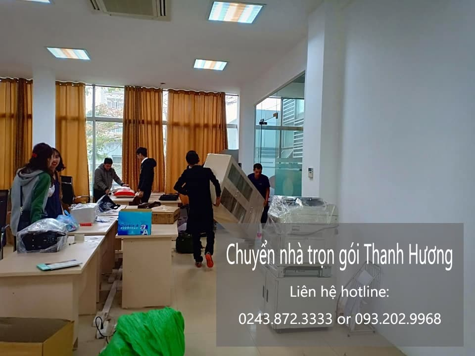 Thanh Hương chuyển nhà chất lượng phố Bảo Khánh