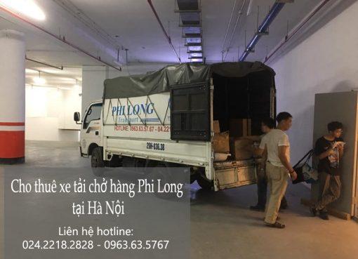 Thanh Hương chuyển nhà chất lượng phố Cầu Gỗ