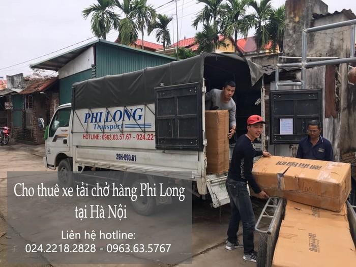 Thanh Hương chuyển nhà chất lượng Đào Duy Từ