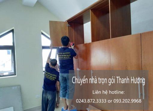 Dịch vụ chuyển nhà Thanh Hương tại xã Hồng Hà
