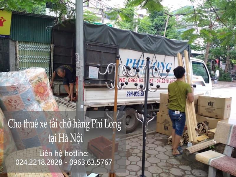 Thanh Hương chuyển nhà chất lượng phố Gầm Cầu