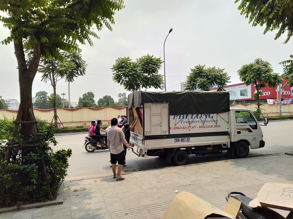 Vận tải Thanh Hương chuyên nghiệp phố Lạc Nghiệp