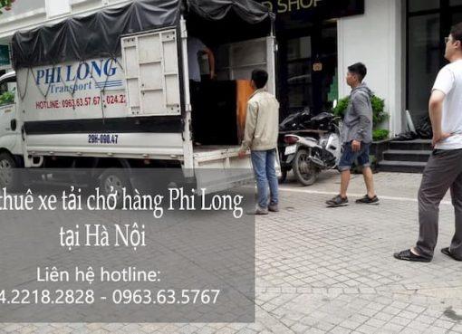 Chuyển nhà chất lượng Thanh Hương phố Lê Đại Hành