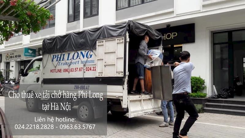 Chuyển nhà Thanh Hương chất lượng phố Lê Duẩn