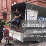 Vận tải chất lượng cao Thanh Hương phố Phương Mai