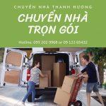 Chuyển nhà giá rẻ chất lượng Thanh Hương phố Hàng Tre