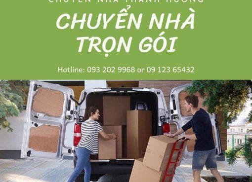 Dịch vụ chuyển nhà Thanh Hương tại xã Hồng Thái