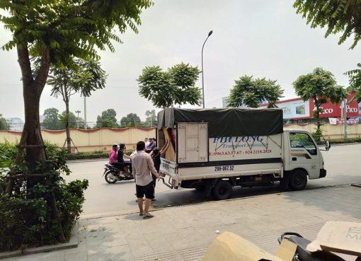 Thanh Hương chuyển nhà uy tín phố Khương Hạ