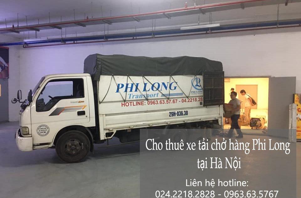 Thanh Hương chuyển nhà uy tín phố Khương Trung
