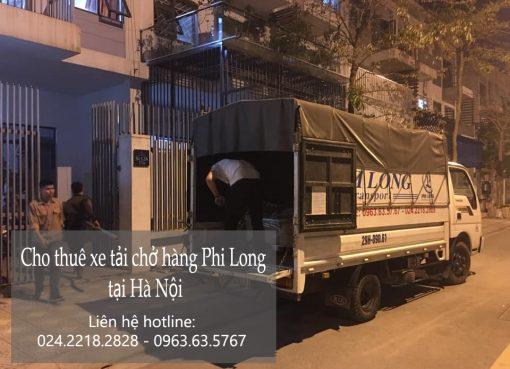 Thanh Hương chuyển nhà chất lượng phố Dịch Vọng Hậu