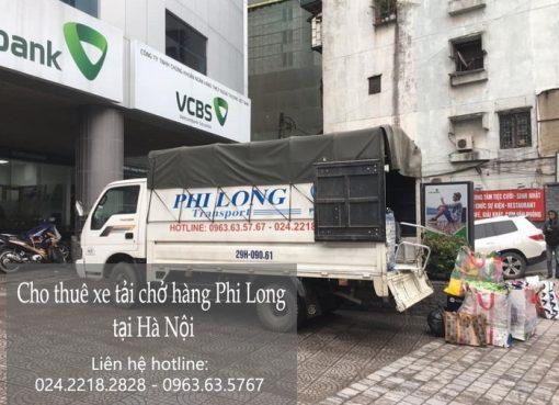 Chuyển nhà chất lượng Thanh Hương phố Quang Trung