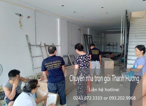 Hãng chuyển nhà Thanh Hương chất lượng phố Lê Lợi