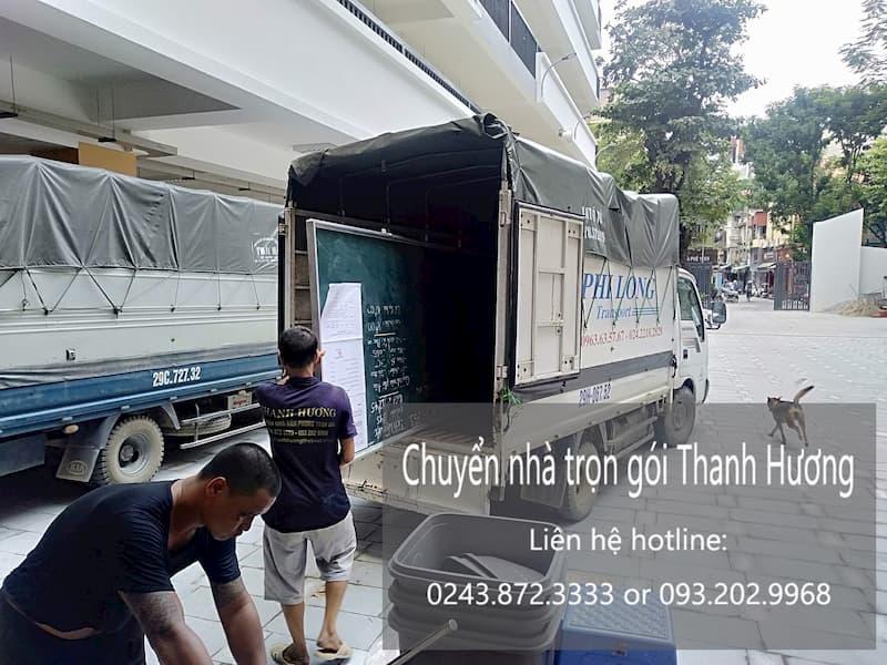 Dịch vụ chuyển nhà Thanh Hương tại xã Phú Túc