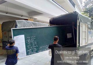 Dịch vụ chuyển nhà Thanh Hương tại xã Minh Tân