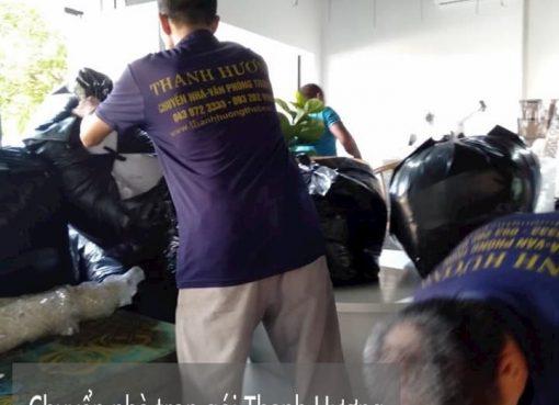 Vận tải Thanh Hương chất lượng phố Hùng Vương