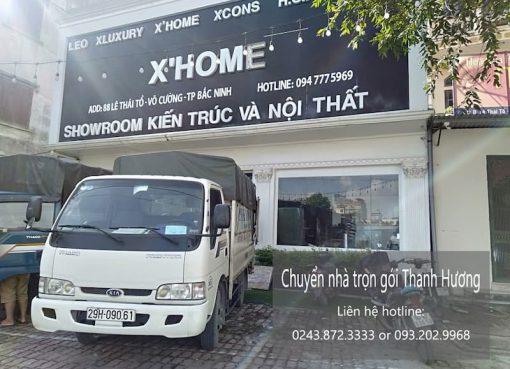 Thanh Hương chuyển hàng chất lượng phố Hoàng Chuối