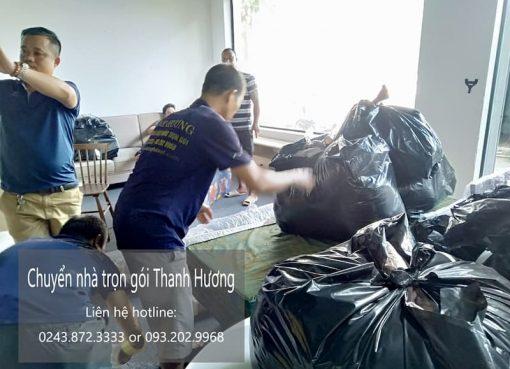 Thanh Hương chuyển nhà giá rẻ phố Trần Nhân Tông