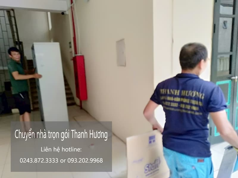 Vận tải Thanh Hương giá rẻ phố Kim Ngưu