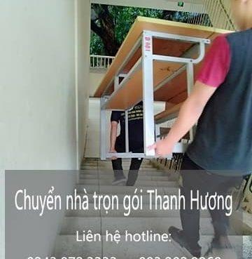 Thanh Hương chuyển nhà chất lượng phố Tràng Tiền