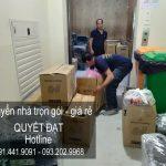 Dịch vụ chuyển nhà chất lượng Thanh Hương phố Kim Mã