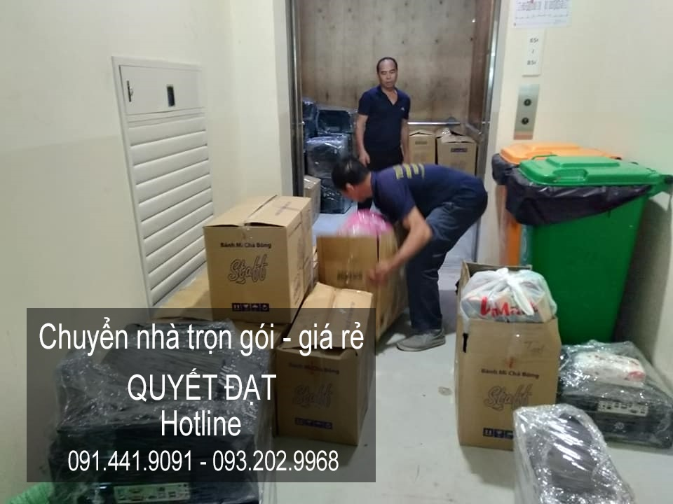 Dịch vụ chuyển nhà chất lượng Thanh Hương xã Thụy Phú
