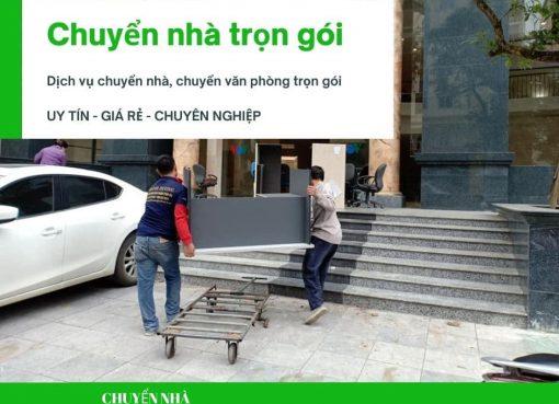 Dịch vụ chuyển nhà Thanh Hương tại xã Phúc Tiến