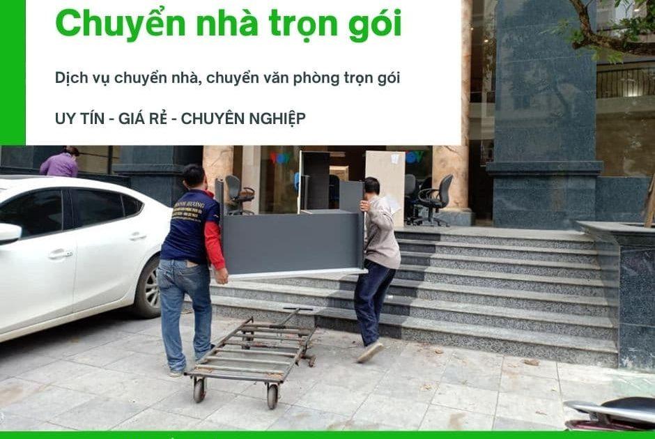 Dịch vụ chuyển nhà Thanh Hương tại xã Quang Trung