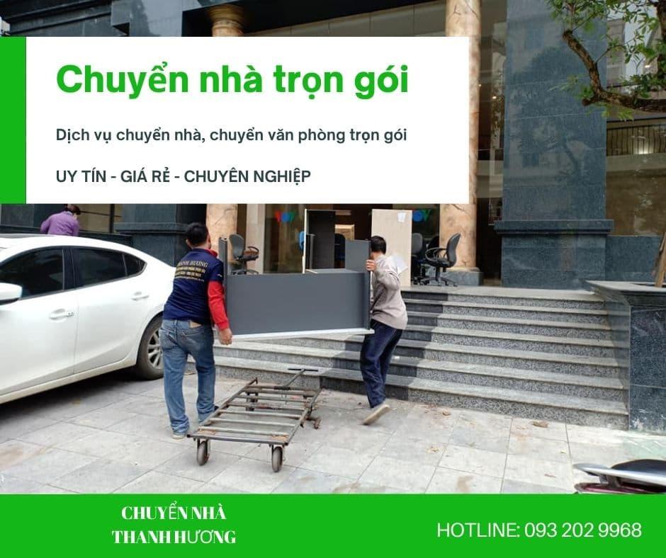 Vận tải giá rẻ Thanh Hương phố Lương Khánh Thiện