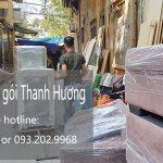 Dịch vụ chuyển nhà Thanh Hương tại đường Phú Đô