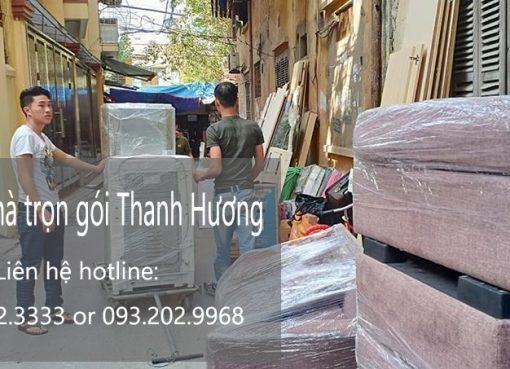 Chuyển nhà chất lượng Thanh Hương phố Cầu Cốc