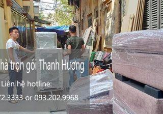 Dịch vụ chuyển nhà Thanh Hương tại đường Vũ Quỳnh