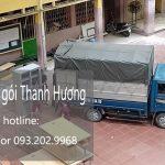 Vận tải Thanh Hương chất lượng đường Cương Kiên