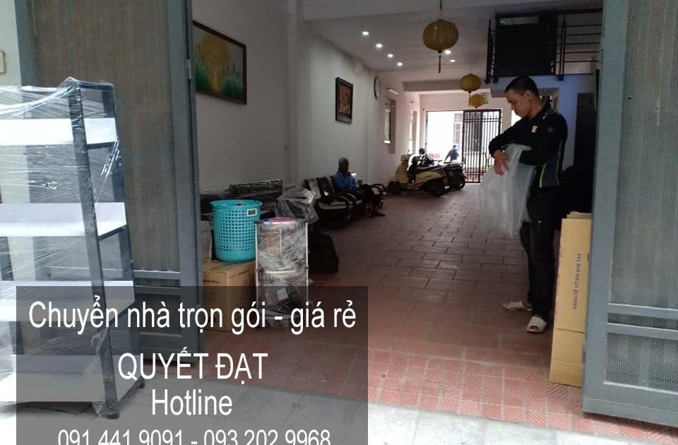 Dịch vụ chuyển nhà tại xã Hương Ngải