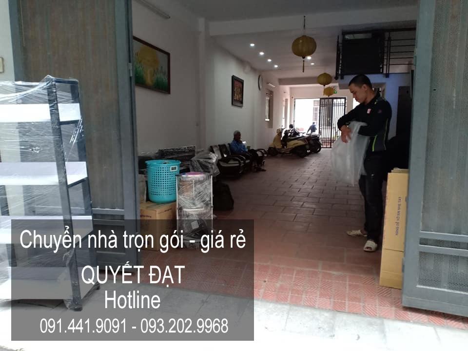Dịch vụ chuyển nhà tại xã Bình Phú
