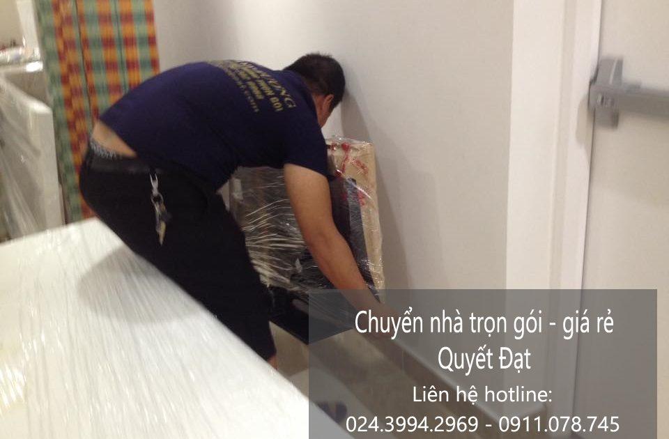 Dịch vụ chuyển nhà giá rẻ đường Thanh Bình