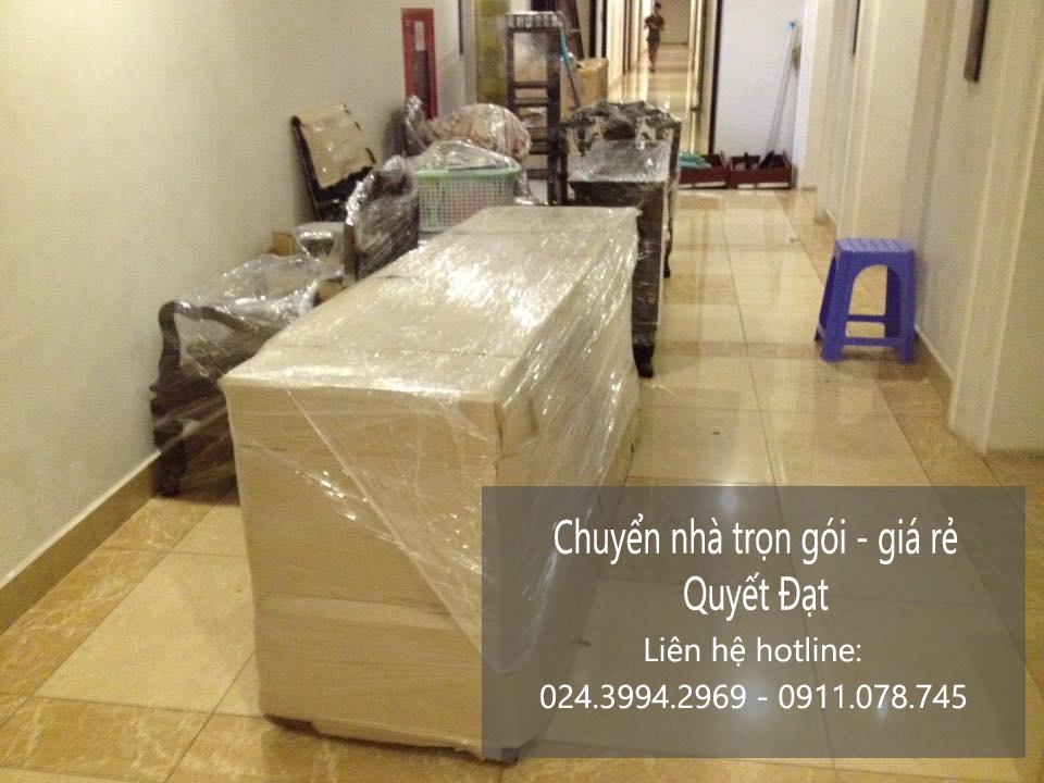 Dịch vụ chuyển nhà thanh Hương tại xã Cần Kiệm