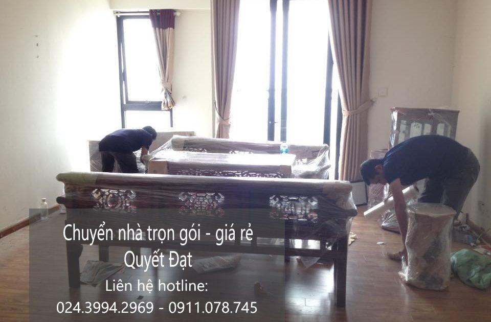 Dịch vụ chuyển nhà tại xã Hữu bằng