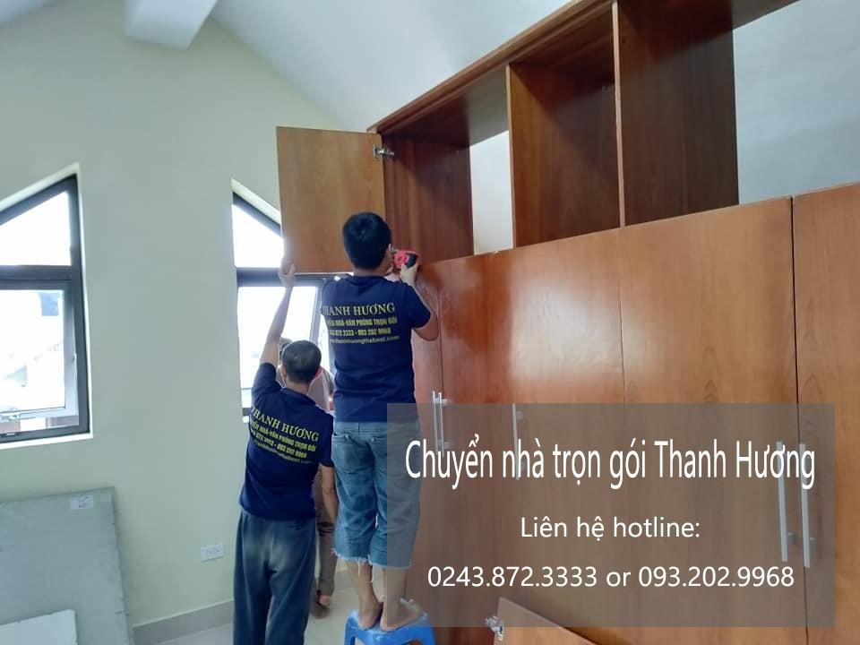 Dịch vụ chuyển nhà Thanh Hương tại xã tân xã