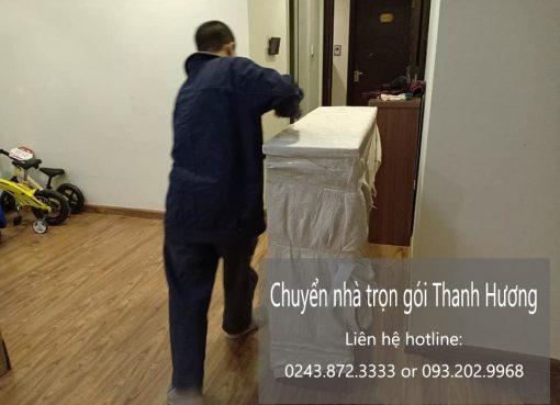 Dịch vụ chuyển nhà Thanh Hương tại phố Trúc Khê