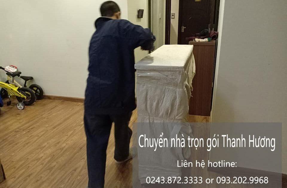 Dịch vụ chuyển nhà Thanh Hương tại phố Hòa Mã