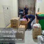 Dịch vụ chuyển nhà Thanh Hương tại phố Đại La